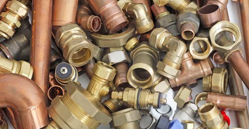 Common Types of Fittings Connections